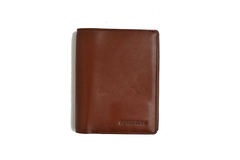 man leather wallet cavalieri