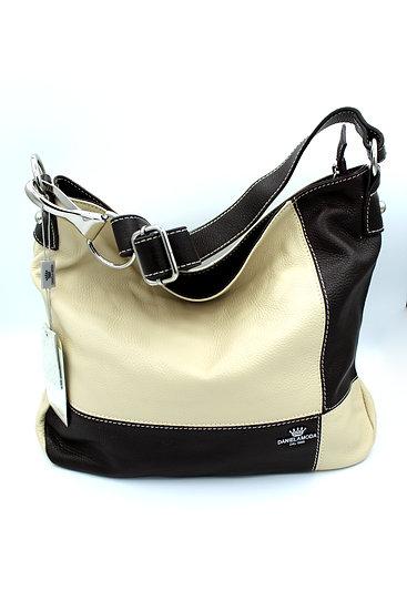 Leather handbags Italian Daniela Moda
