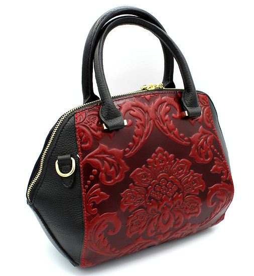 Leather Handle Bag Beautiful and Elegant Amica