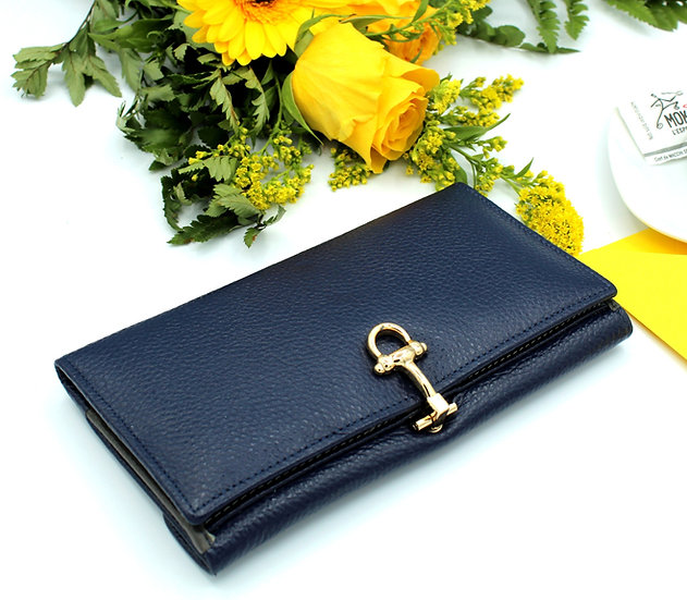 Women's Leather Wallet Limited Edition