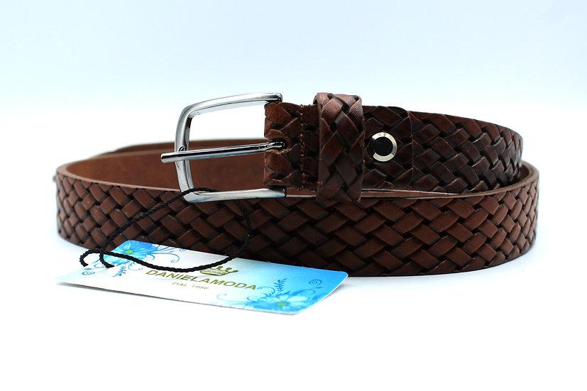 Leather belt Daniela Moda Made in Italy