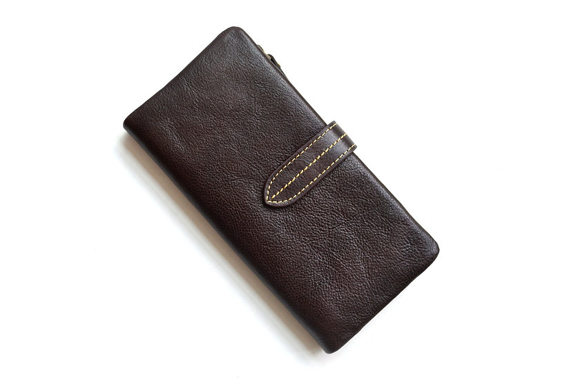 limited edition unisex 100% genuine leather wallet