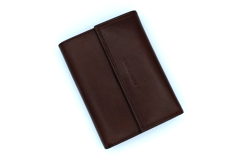 Leather wallet cowhide by CAVALIERI