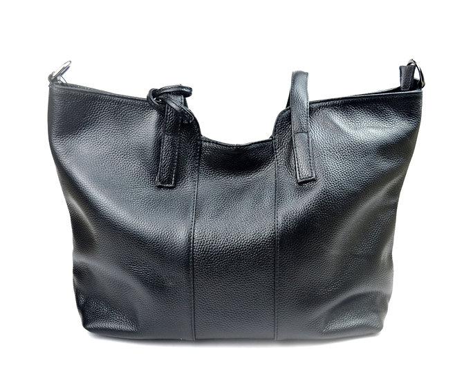 Leather bag vera pelle