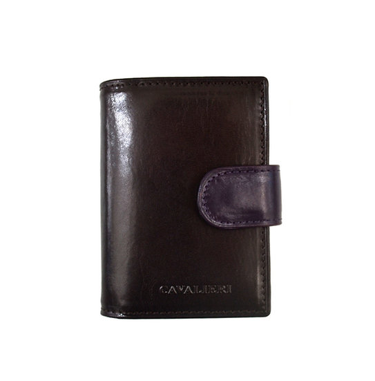Leather Card holder CAVALIERI Cowhide