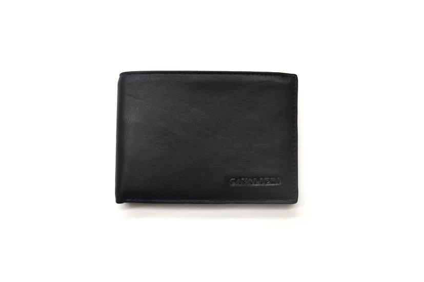 Cavalieri small thin wallet