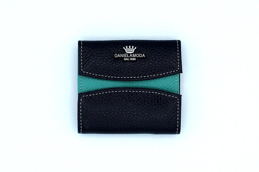 Daniela Moda small Leather wallet new color