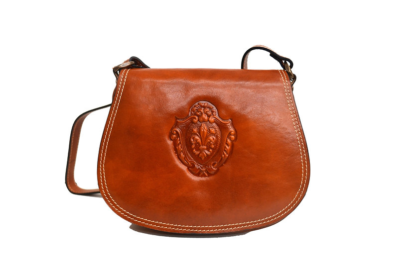 Giglio Vera Pelle Leather handbags AMICA