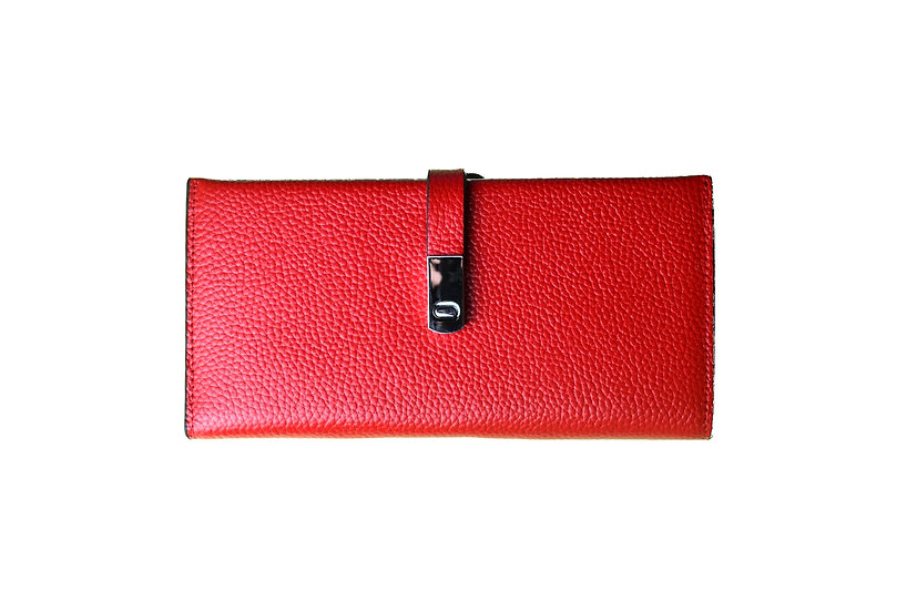 Women leather wallet Firenze