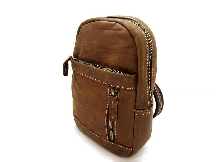 Amica Leather bag cross body Nabuk