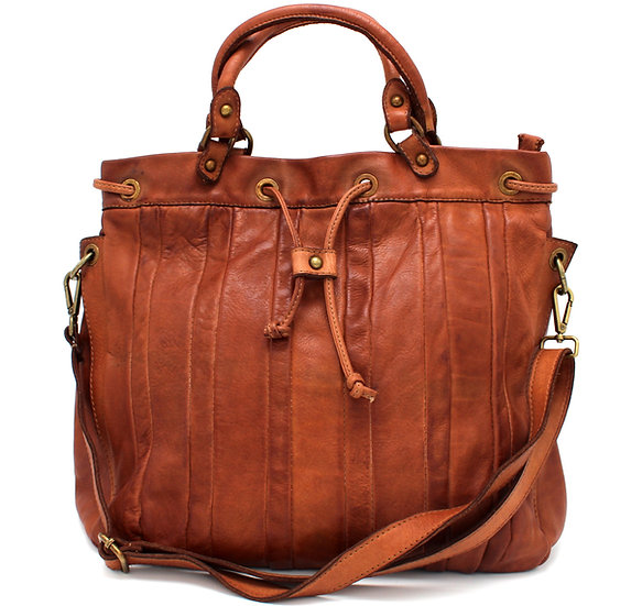 Leather Bag Italian Design