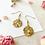 Thumbnail: Boucles d'oreilles Aria