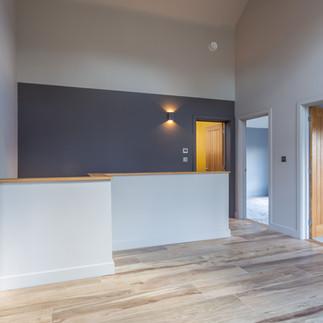 First floor reception room.