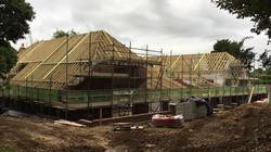 Funtington Development build