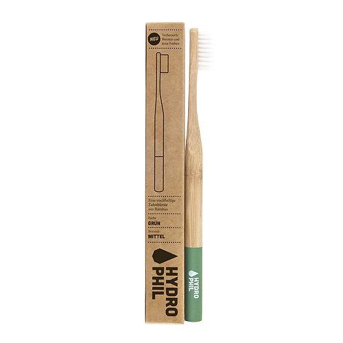Brosse à dent en bambou adulte - médium