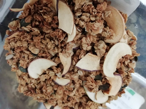 Granola Pomme et graines bio