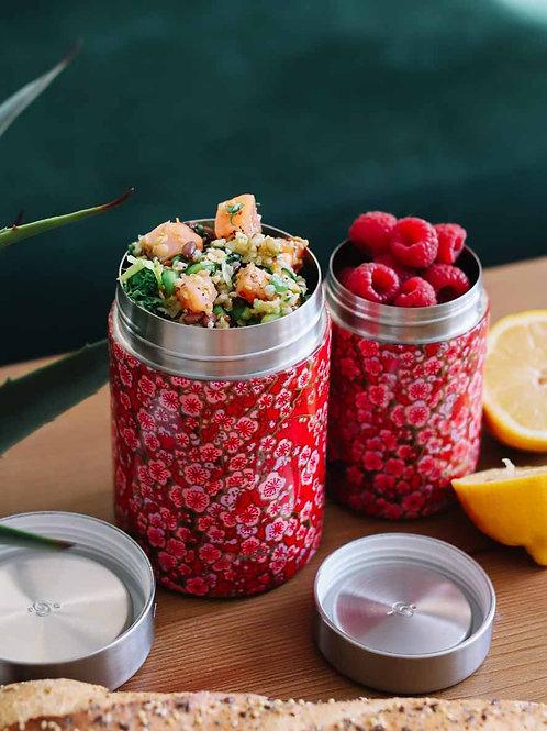 Boîte repas soupe FLOWERS - Qwetch