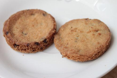 Palets bretons au pépites de chocolat