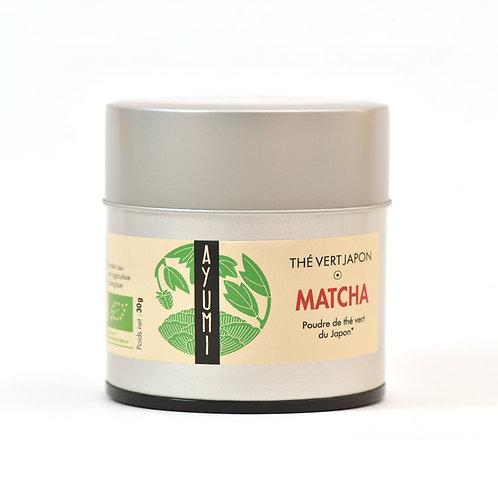 Thé Matcha - bio
