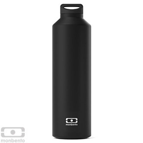 Bouteille isotherme MB Steel - noir Onyx