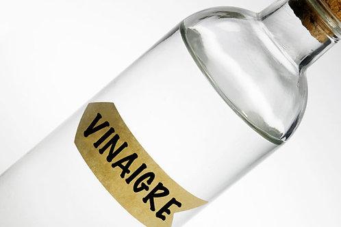Vinaigre d'alcool 14% d'acidité