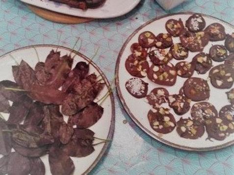 """Dessert """"sauvage"""" de Noël - mardi 11 décembre"""