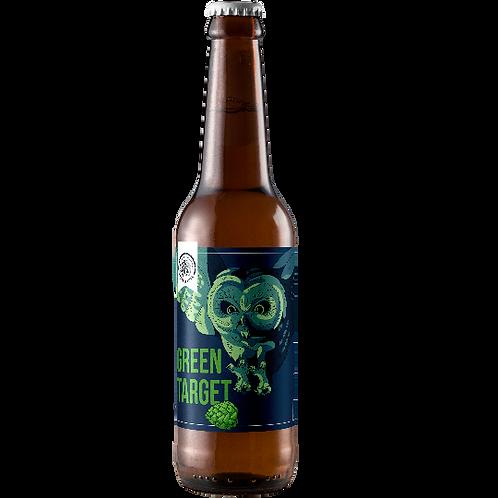 Bière Green Target  IPA - La Tête Haute