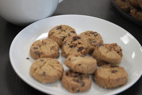 Cookies sarrasin chocolat