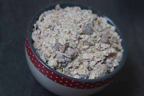 Muesli 5 fruits bio