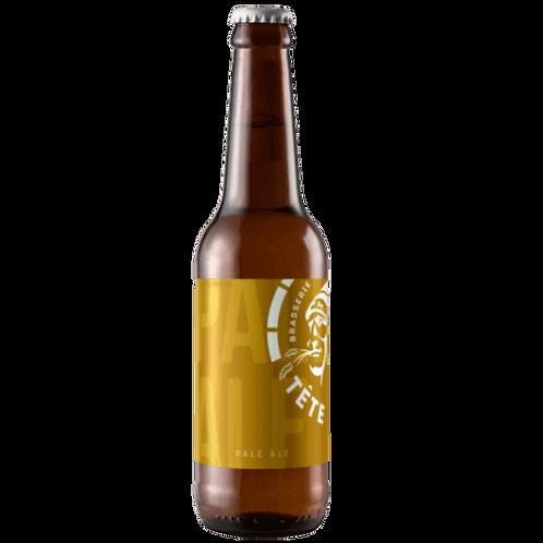 Bière blonde - La Tête Haute