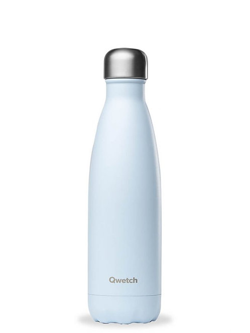Bouteille isotherme en inox 750 ml PASTEL - Qwetch