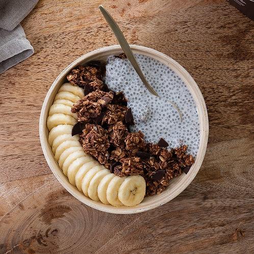 Granola chocolat et sarrasin bio