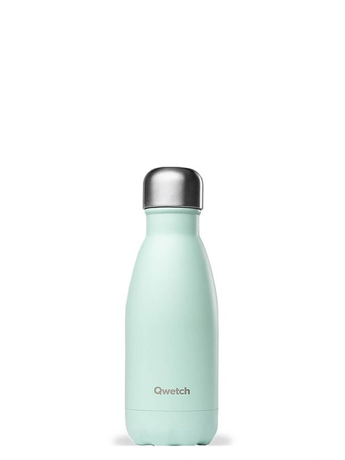 Bouteille isotherme en inox 260 ml PASTEL - Qwetch