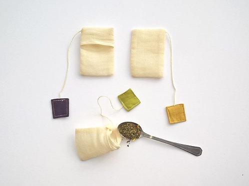 Filtre à thé réutilisable