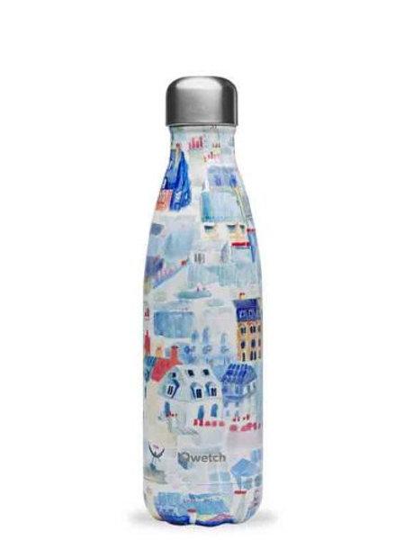 Bouteille isotherme en inox 500 ml TOITS DE PARIS - Qwetch