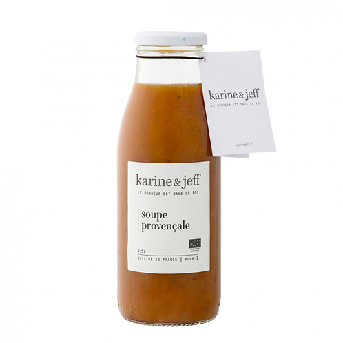 Soupe provençale - 50 cl
