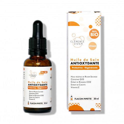 Huile de soin protectrice antioxydante