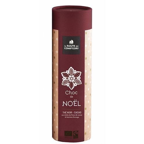 Choc de Noël - tube carton 100 g