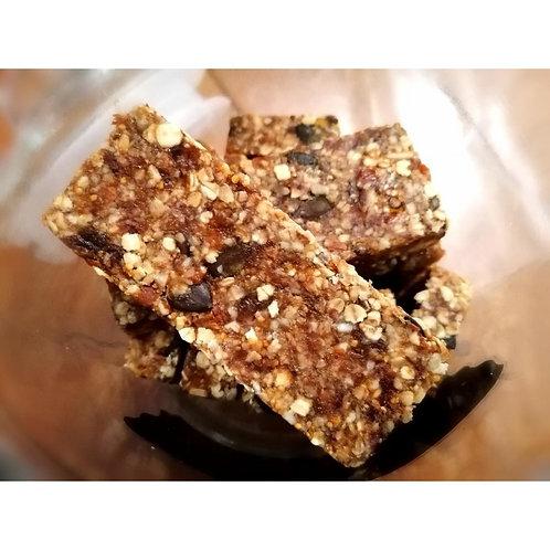 Barre de céréales figue- physalis bio