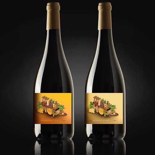 Wine hop ? Melon de Bourguogne - Amarillo