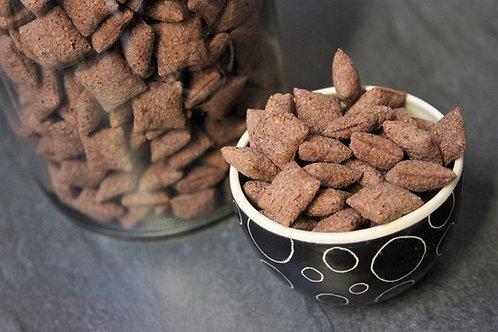 Fourrés chocolat noisette bio