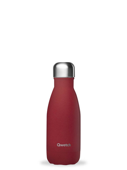 Bouteille isotherme en inox 260 ml GRANITE - Qwetch