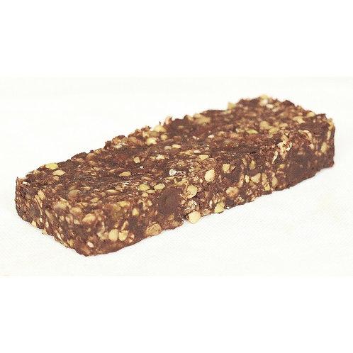 Barre de céréales chocolat - banane bio