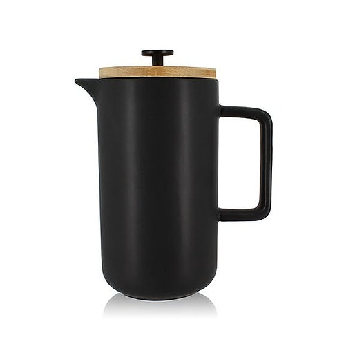 Cafetière à piston en porcelaine KEYGO