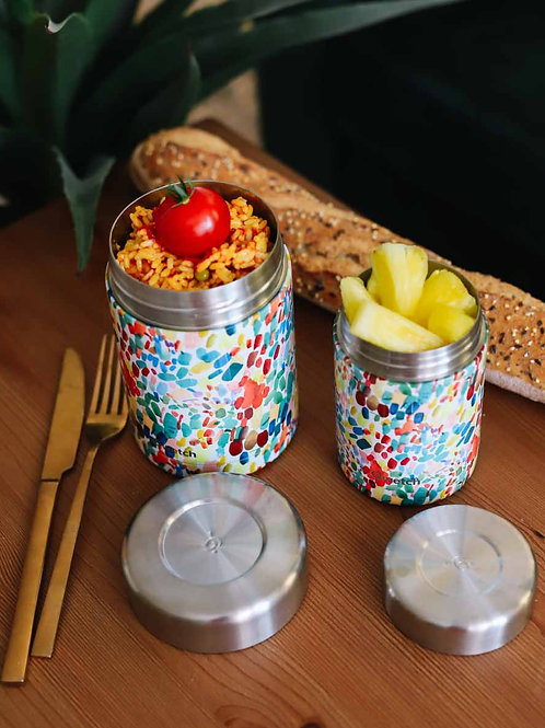 Boîte repas & soupe ARTY - Qwetch
