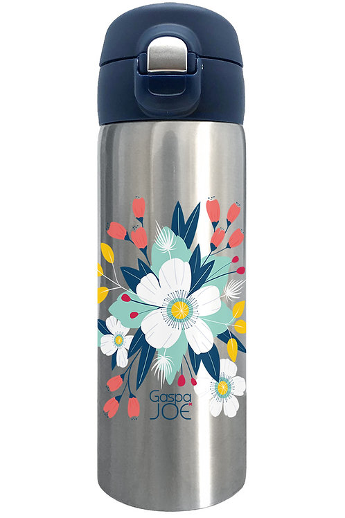 Mug isotherme Trendy 350 ml - Bouquet