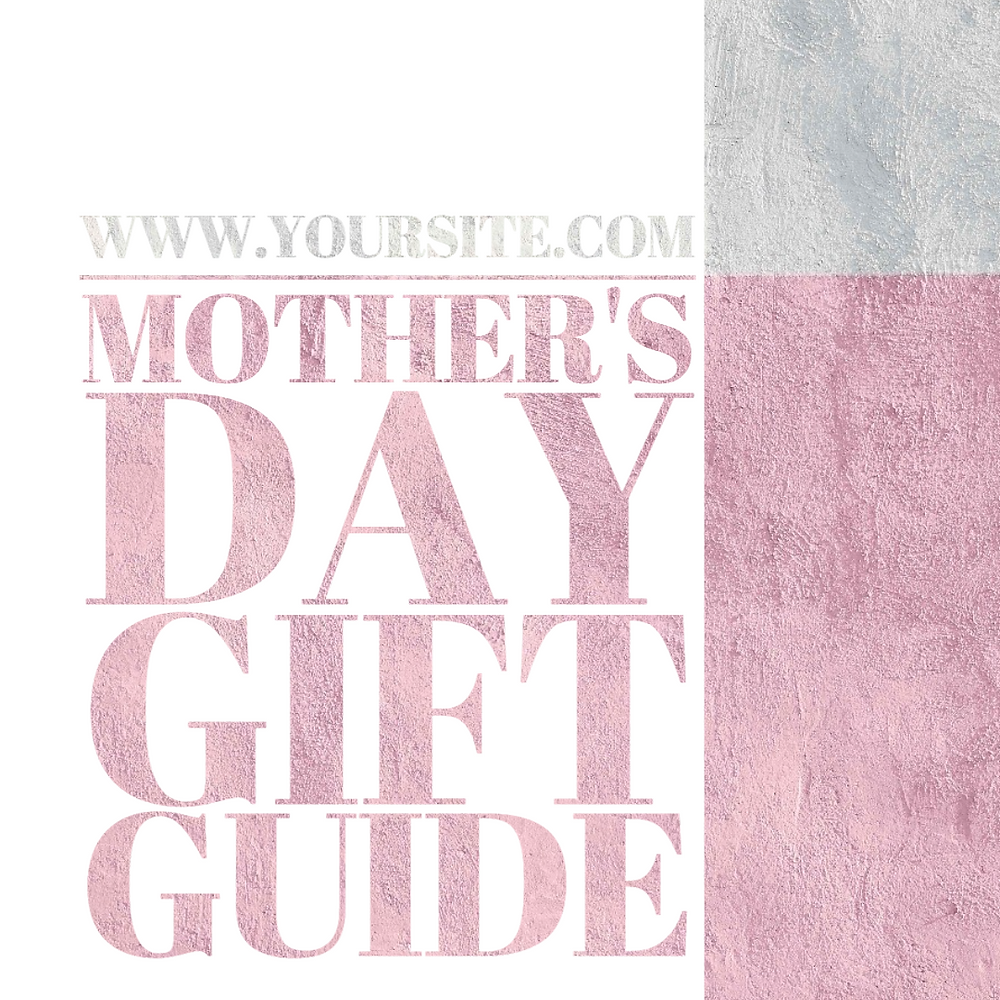 Mother's Day sale social media post template