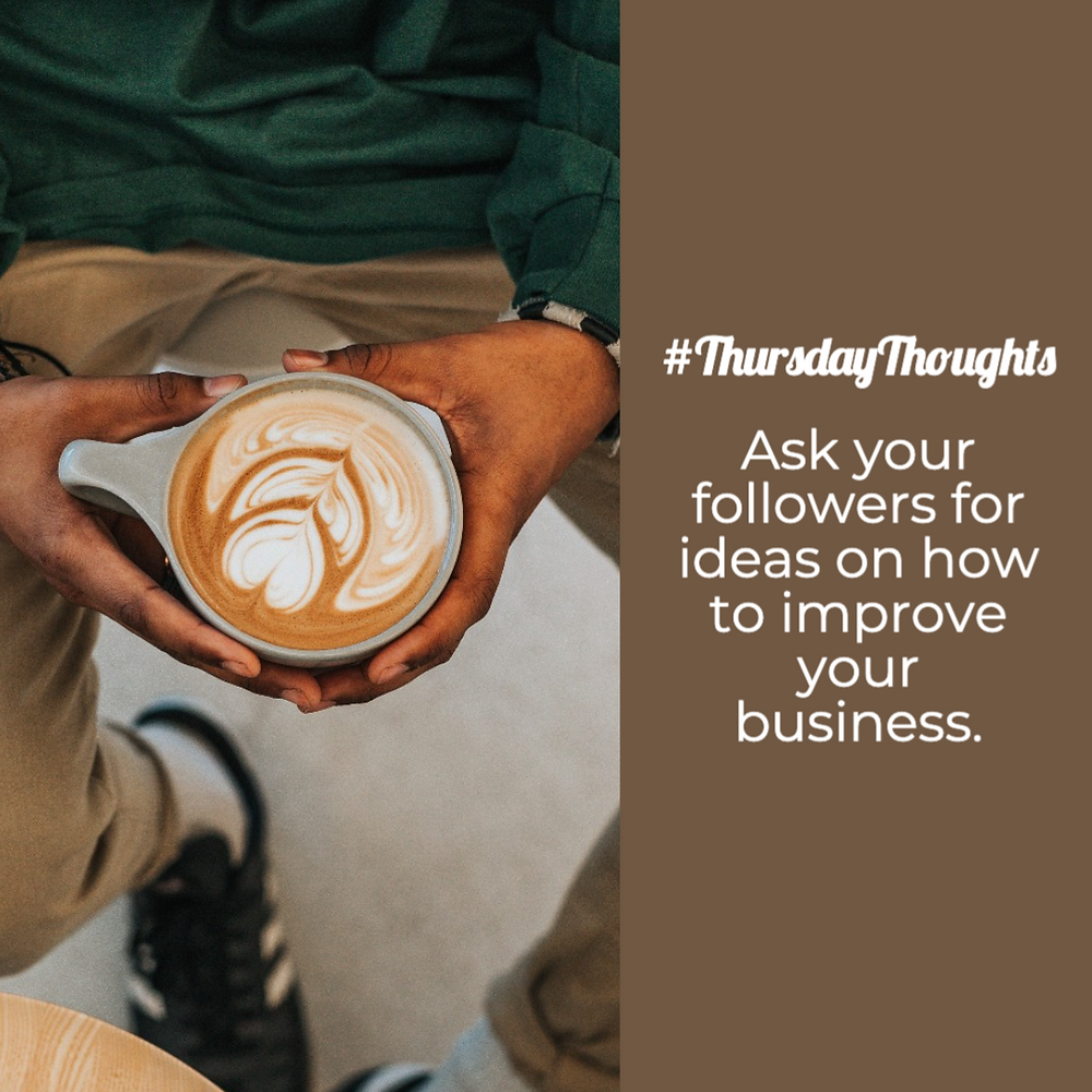 thursday thoughts social media template