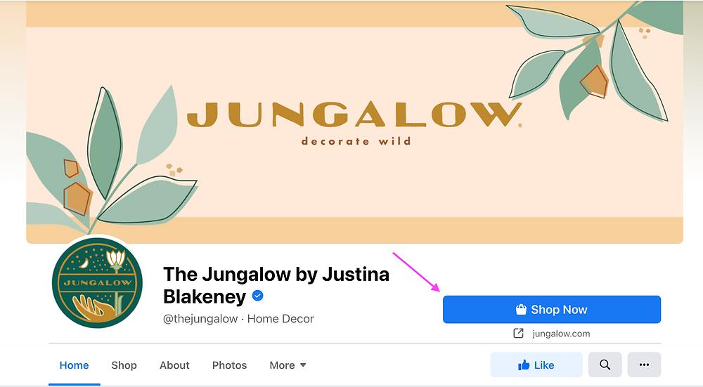 Jungalow facebook page