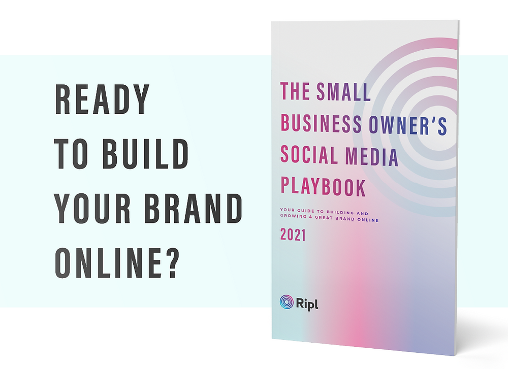 Ready to build your brand online? The small business owner's social media playbook